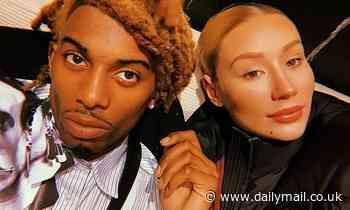 Iggy Azalea splits from Playboi Carti and confirms she will raise their son Onyx as a single mother