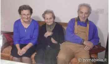 Auguri Ilde, la nonna di Cossato compie 103 anni - Prima Biella