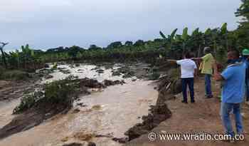 Emergencia en el sur de Córdoba por fuertes lluvias - W Radio