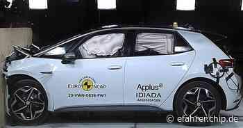 E-Auto-Nachfolger des VW Golf im Crashtest: So sicher ist der elektrische ID.3 - EFAHRER.com