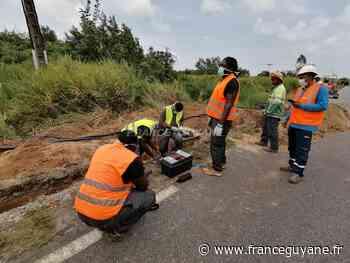 Orange en Guyane, des travaux et des réseaux - Journal France-Guyane - toute l'actualité de votre région en Guyane - FranceGuyane.fr