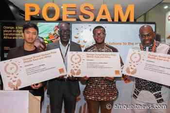 Orange fait le point sur l'édition 2020 du POESAM - Afrique IT News
