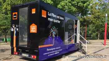 Essonne : les experts Orange sont à Nozay - Le Républicain de l'Essonne