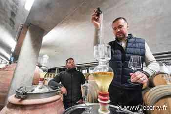 Méconnu en France, le vin orange, de Sancerre, séduit en Italie et au Québec - Le Berry Républicain