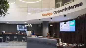 Le projet de cotation d'Orange Cyberdefense fait débat - Les Échos