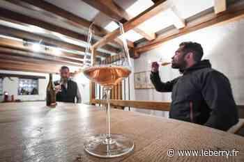 Le vin orange, un nectar rare en Sancerrois - Le Berry Républicain