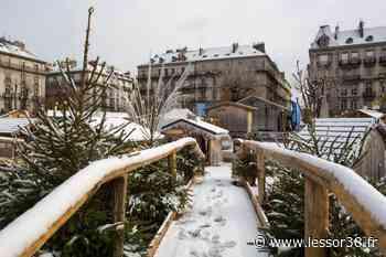 Grenoble : les marchés de Noël annulés en raison du Covid-19 - Essor Isère