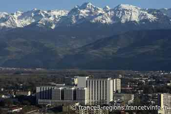 Covid-19 : le nombre de patients hospitalisés à Grenoble dépasse le seuil atteint au printemps - France 3 Régions