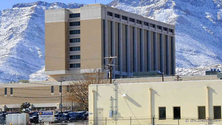 Texas Gov. Abbott Requests Use Of Army Medical Center For Non-COVID Patients In El Paso During Current Surge