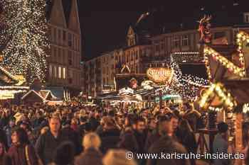 Traurige Gesichter: Auch Christkindelsmarkt in Baden-Baden abgesagt! - Karlsruhe Insider