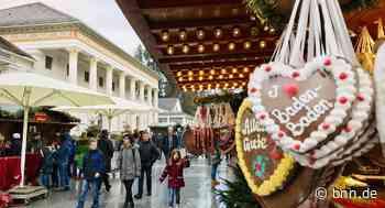 Baden-Baden hält trotz steigender Covid-19-Infektionszahlen am Weihnachtsmarkt fest - BNN - Badische Neueste Nachrichten