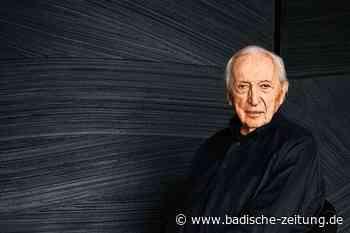 Zauberer des Lichts: Pierre Soulages in Baden-Baden - Kunst - Badische Zeitung