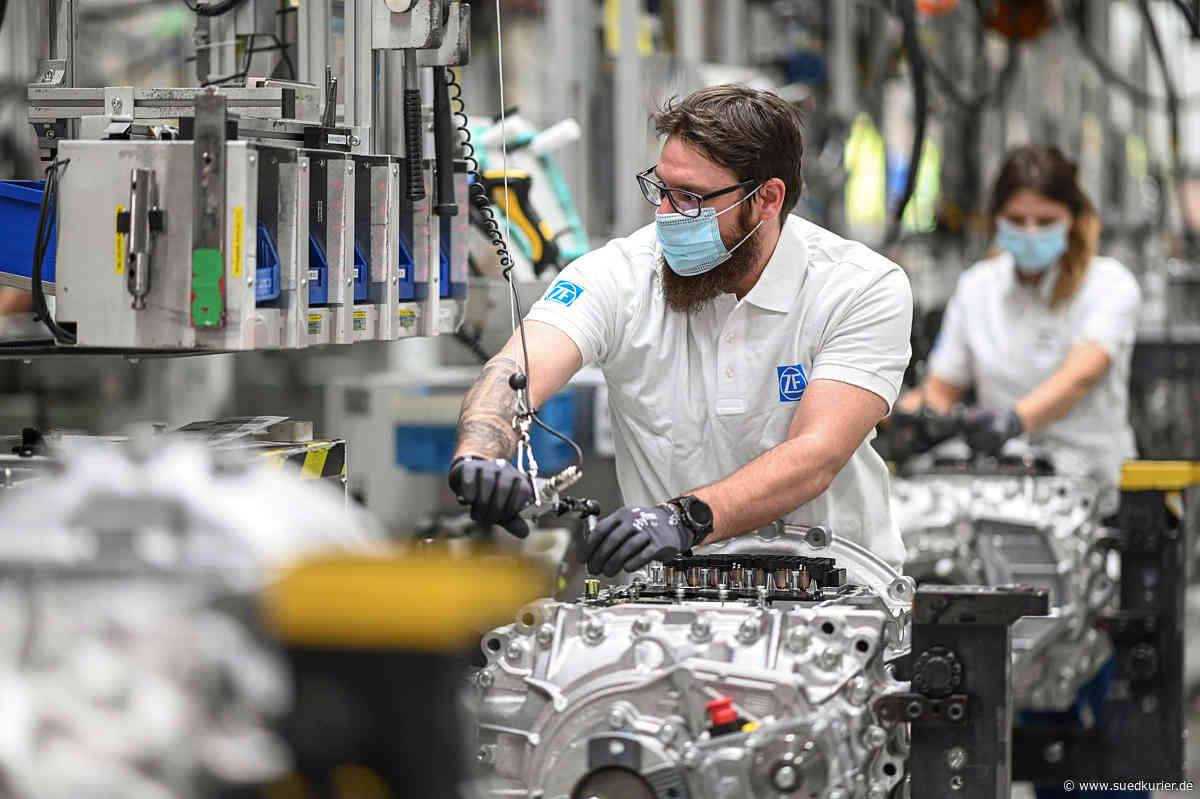 Friedrichshafen: ZF-Arbeitsplatzabbau: Bisher sind nur einige Hundert Mitarbeiter auf die Angebote des Unternehmens eingegangen - SÜDKURIER Online
