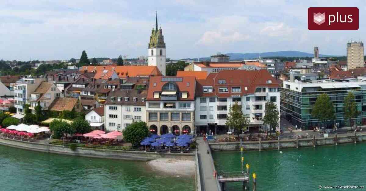 Stadtmarketing-Chef warnt vor zu hohen Ladenmieten in Friedrichshafen - Schwäbische