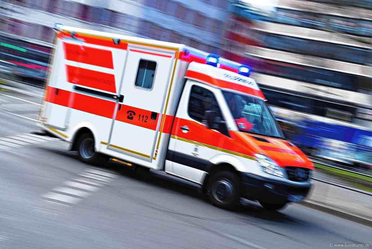 Friedrichshafen: Siebenjähriger wird in der Ailinger Straße von Auto erfasst und überrollt - SÜDKURIER Online