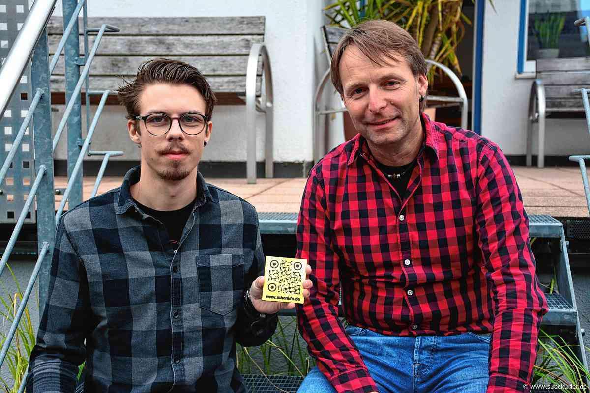 Friedrichshafen: Manfred Schenk hält die Erinnerung an seinen Vater auf ungewöhnliche Weise am Leben - SÜDKURIER Online