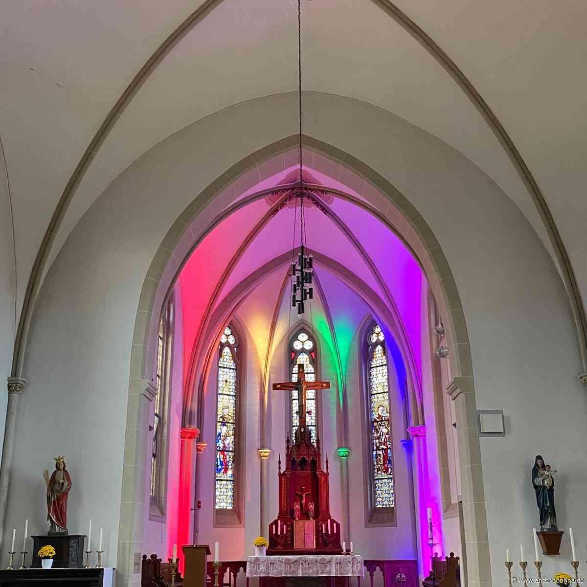 Die Meditationskirche in Werl-Holtum - Antenne Unna