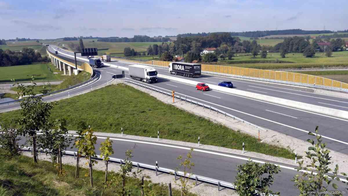 Umgestiegen auf die Autobahn - Süddeutsche Zeitung