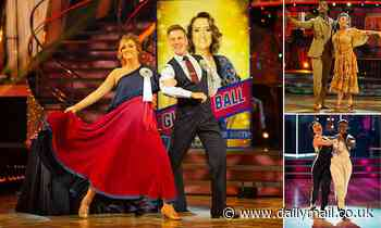 Strictly's Jacqui Smith is forced to romance her new yoga class lover by Zoom