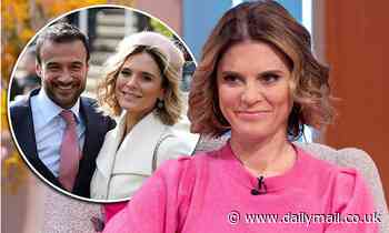 Emilia Fox has 'SPLIT from her fiancé Luc Chaudhary after 18-month romance'
