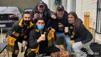 AFL grand final celebrations in Richmond and Geelong more subdued than usual