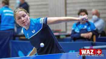 Tischtennis: BW Annen empfängt gefährlichen Gegner in Witten - Westdeutsche Allgemeine Zeitung