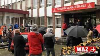 DEW Witten: Streit ums Weihnachtsgeld droht zu eskalieren - Westdeutsche Allgemeine Zeitung