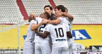 Once Caldas se hizo fuerte en el Palogrande y venció 2-1 a Jaguares, en el fútbol colombiano - Gol Caracol