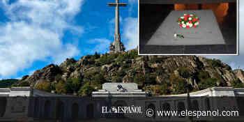 Primo de Rivera se hace fuerte en el Valle de los Caídos y en la tumba de Franco hay flores cada día - El Español