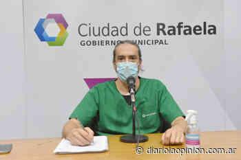 No se desacelera el ritmo de contagios en Rafaela - Diario La Opinión de Rafaela
