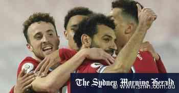 Liverpool scrape a win, but rivals drop points