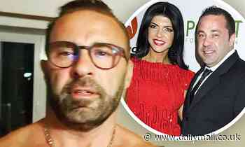 Joe Giudice reveals he is 'seeing' a lawyer in Italy and she is 'a fan' of his ex-wife Teresa