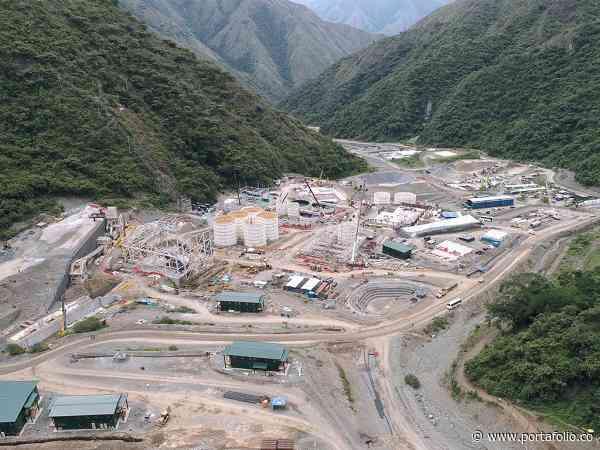 Buriticá: así es la mina de oro más grande de Colombia - Portafolio.co