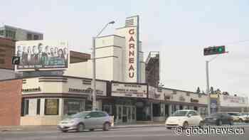 Historic Garneau Theatre in Edmonton turns 80