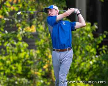 Will Braxton fires 63 to lead Saratoga Springs to Suburban Council golf title