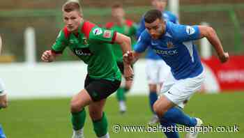 Boss Hamilton on cloud nine as depleted Glenavon strike back to steal a point against Glentoran