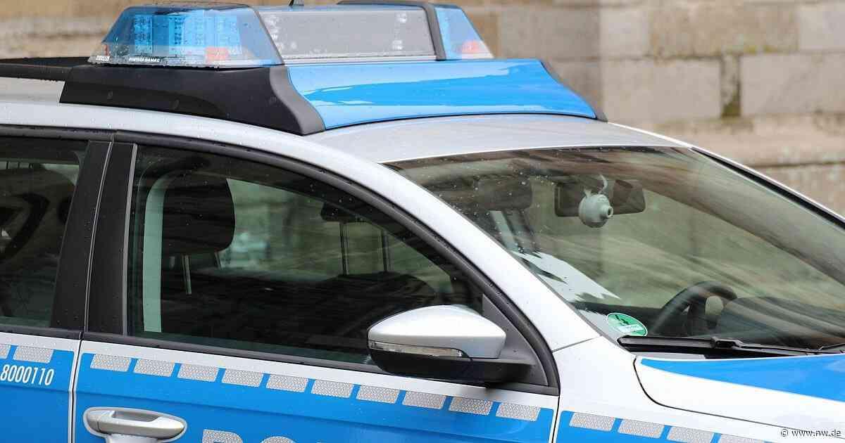 Fahndung nach versuchtem Tötungsdelikt - Wagen in Minden-Lübbecke gemeldet - Neue Westfälische