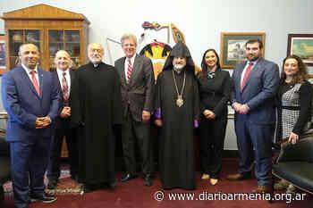 Legisladores estadounidenses presentan una resolución para reconocer la independencia de Artsaj - Diario Armenia