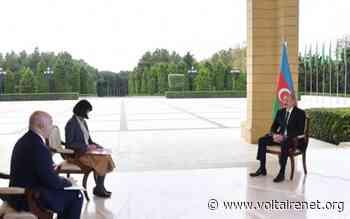 El presidente de Azerbaiyán declara que nunca habrá un referéndum de independencia en el Alto Karabaj - Red Voltaire