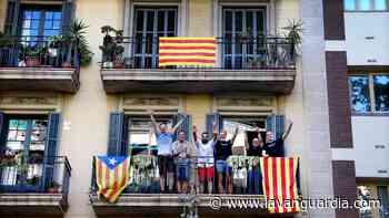 Los contrarios a la independencia de Catalunya superan por ocho décimas a sus partidarios - La Vanguardia