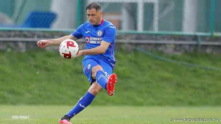 Cruz Azul: Pablo Aguilar sería titular ante Chivas