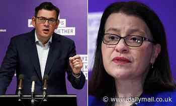 Ex-health minister Jenny Mikakos slams Daniel Andrews for delaying the end of lockdown
