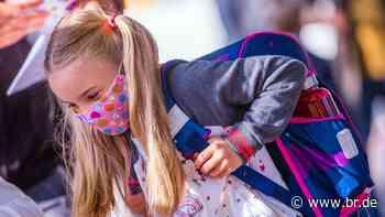 Lichtenfels kippt Maskenpflicht für Grundschüler im Unterricht - BR24