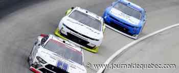 NASCAR: une honorable 11e place pour Labbé au Texas