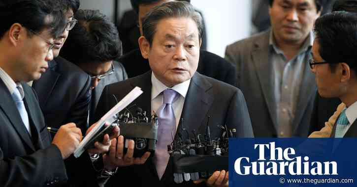 Lee Kun-hee, Samsung Electronics chairman, dies aged 78