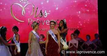 April Benayoum, originaire d'Eguilles, élue Miss Provence - La Provence