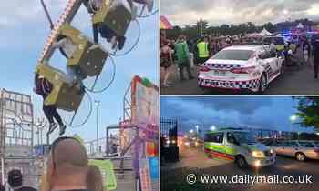 Organisers of carnival where a woman, was thrown 30m off a ride speak out