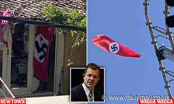 New South Wales records 31 Nazi flags raised over past two years