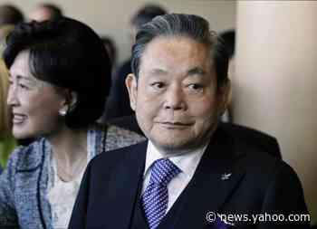 Lee Kun-Hee, force behind Samsung's rise, dies at 78