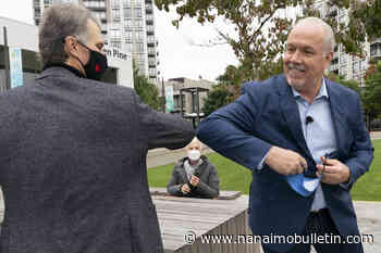 Horgan, NDP head for majority in B.C. election results
